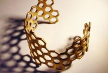 honeycomb everything / hexes + honeycombs