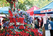 The Grove: Tailgate Tradition  / It's ALL about the presentation! The Grove Rules, Number One in the Top 20 Tailgating Colleges. Here's how it's done...