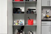Garage Storage / by Susan Gaston