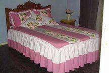 sábanas de cama