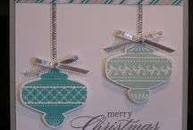 christmas collectibles SU / by Nicole Smart