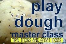 Dough / Play dough recipes
