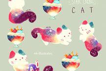 Котики и не только❤️