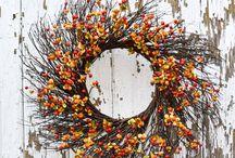Fall Wreaths 2016