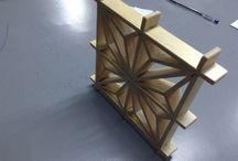 Wood work / I made it