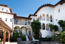 Spanish Architecture / by Anne Harwell McElhaney