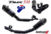 YAMAHA TMAX 530 / New Products for Yamaha T-Max 530  www.andreanigroup.com