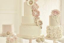 Wedding Cakes / All size wedding Cakes / by Grace McAuliffe