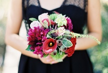 Wedding Bouquets | Posy / Gorgeous blooms in every colour to inspire you!