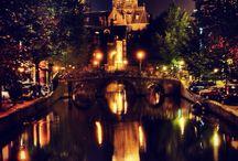Поездка в Голландию / путешествие в Амстердам