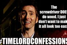 Time Lord Confessions