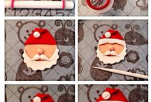 Cupcake navidad