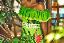 robe tahitienne