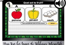 Alimentation 1er cycle du primaire