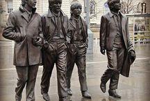 Bronz szobrok a világban