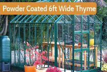 Premium Greenhouses / All the greenhouses in this section are chosen for their strength and features, these greenhouses are a cut above most others on the market.