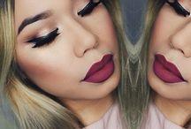 maquiagem divas / makeup