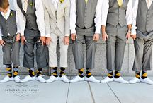 Groomsmen / by WeddingPhotoUSA