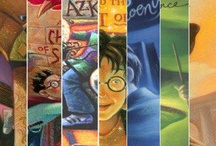 Accio Harry Potter / My most favorite books ever. / by Julie Ensminger