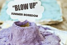 TIDBITS Summer / DIY Projects and Home Decor for Summer time.