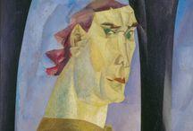 Schwontkowski, Feininger, Bloch, Liebermann, Richter (D), Kroll
