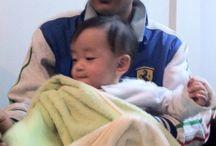 family / my gf elder sister son. super chew chew xoxoo