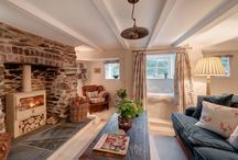 English cottage look