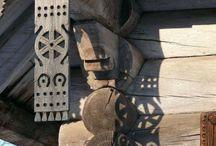 drevorezba a ornamenty