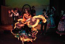 Russian Gypsy performers London