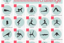 Yoga Challenges / Fun yoga challenges you can try at home! [Yoga challenge, yoga at home, yoga for beginners, advanced yoga, meditation, flexibility, yoga sequences for beginners, yoga for weight loss, yoga for hip flexors, yoga for back pain, Yin yoga, vinyasa yoga]