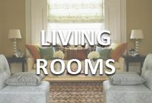 Living Rooms / Great ideas and inspiration for living rooms from Team Mazzolino.