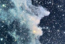 Into the Mystic / The moon, stars and other celestial inspiration