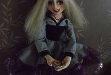 Cloth dolls / crafts, art, dolls,