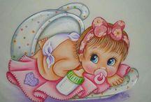 Картинки для новорожденных
