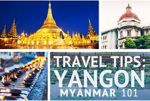 Yangon- Birmania