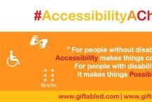 #AccessibilityAChallenge