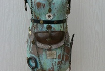 Art - Altered Mannequins / by Judy McKay