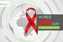 World AIDS Day / Did you know? 35.3 million people living with #HIV worldwide.