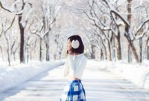 Winter Style / Elegant and cozy fashion for winter!