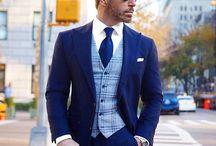 A true man style