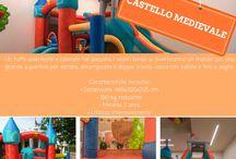 I nostri Gonfiabili / Ecco i nostri gonfiabili, con una breve descrizione e qualche informazione utile. Here are our inflatables! Aquí están nuestros inflable!