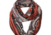 Fashion Scarf / Lovely scarves from various Designers