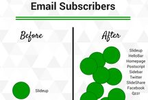 Mailing List Tips / Ideas for increasing subscribers, improving content, and having a more successful mailing list.