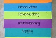 School--Higher Order Thinking / by Becky Manning