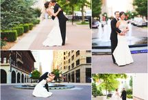 Bride and Groom Poses / Inspiration Board for Bride and Groom Poses by Amanda Lassiter Photography from Tulsa Oklahoma.