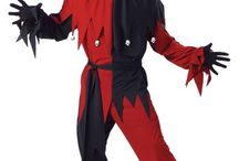 Jester outfit for Arend