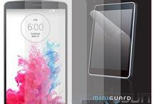 LG G3 Screen Protectors | MiniSuit