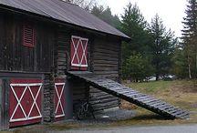 Villa Solstua, Heimdal / Living in old house in Norway