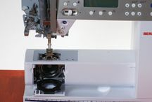 cleaning sewing machines