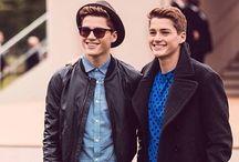 The Harries Twins